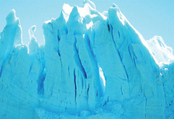 Perito Moreno Glacier: The Brokeback Mountain of Argentina?