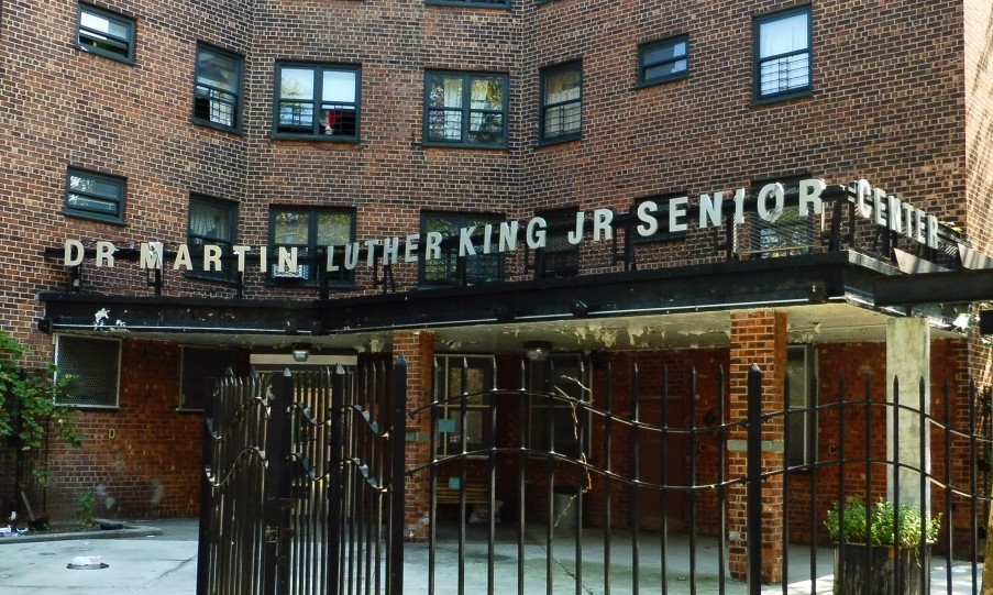 USA martin luther king jr senior center
