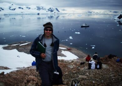Stalinist purges, cannibal rats and Antarctica