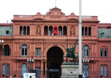 The reason the Casa Rosada is still standing