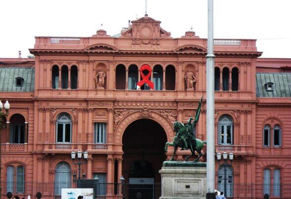 The reason the Casa Rosada is still standing