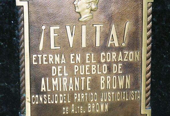 Ice cream after Evita