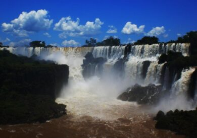 Why had I never heard of Iguazu Falls?
