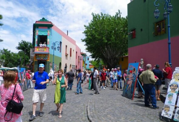 Should you go to La Boca?