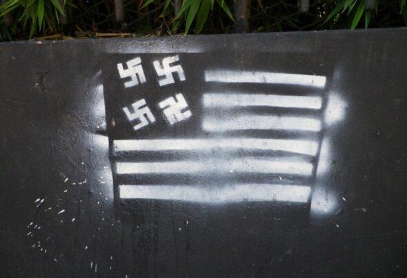 South American Swastikas