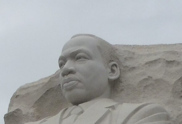 Which Martin Luther King is it?