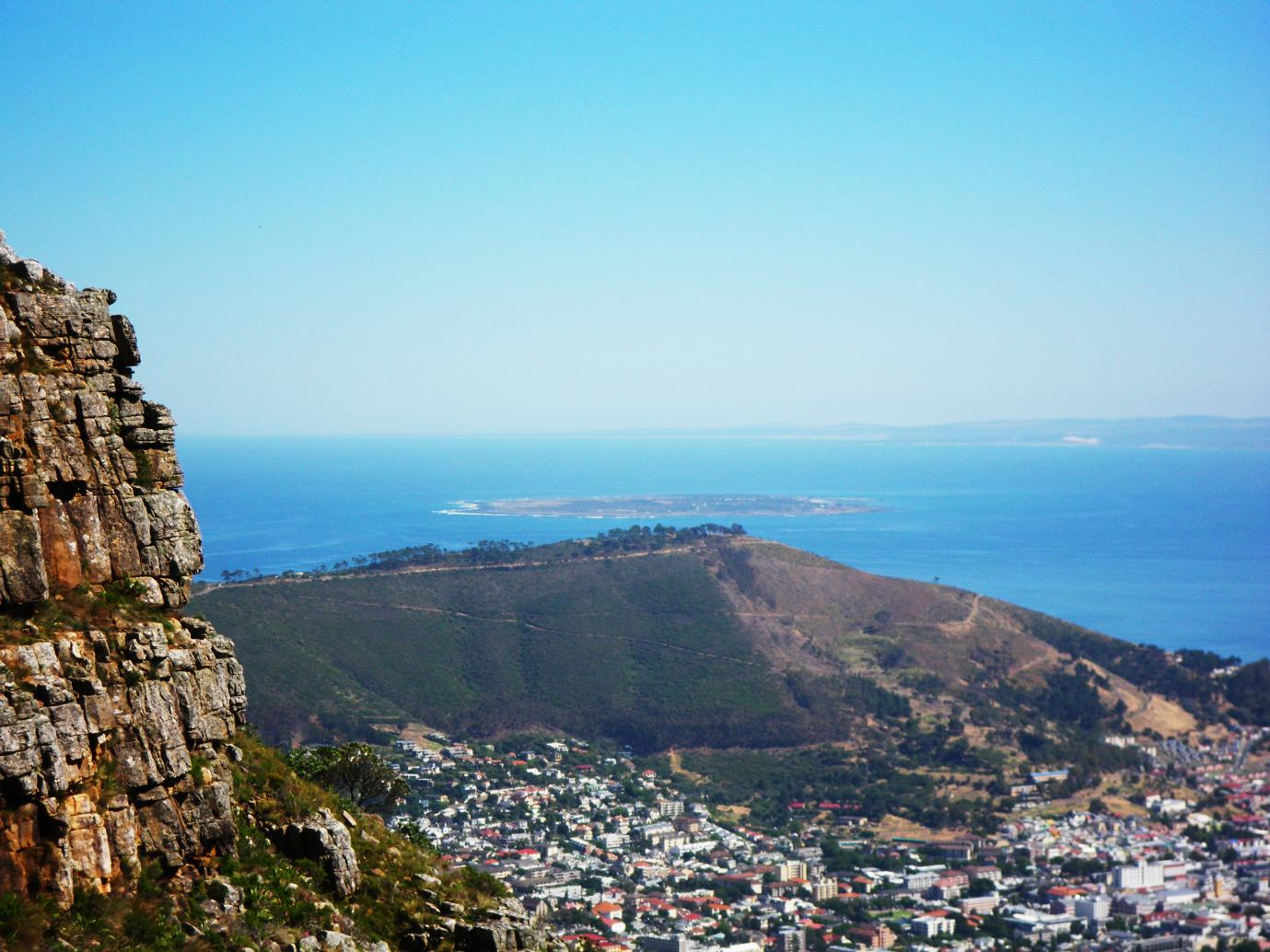 south africa view from table mountain 2