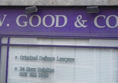A very good name for a law firm