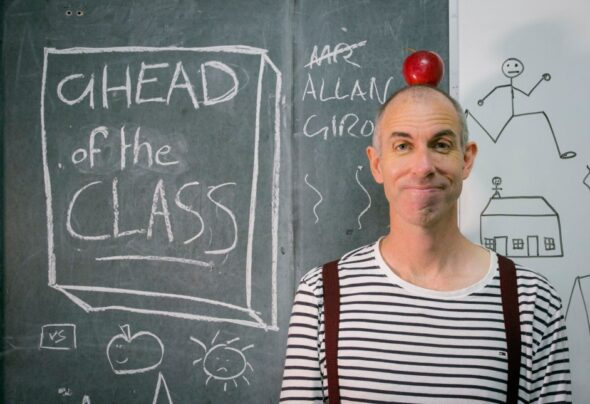 Why 'ahead of the class' should be a class ahead