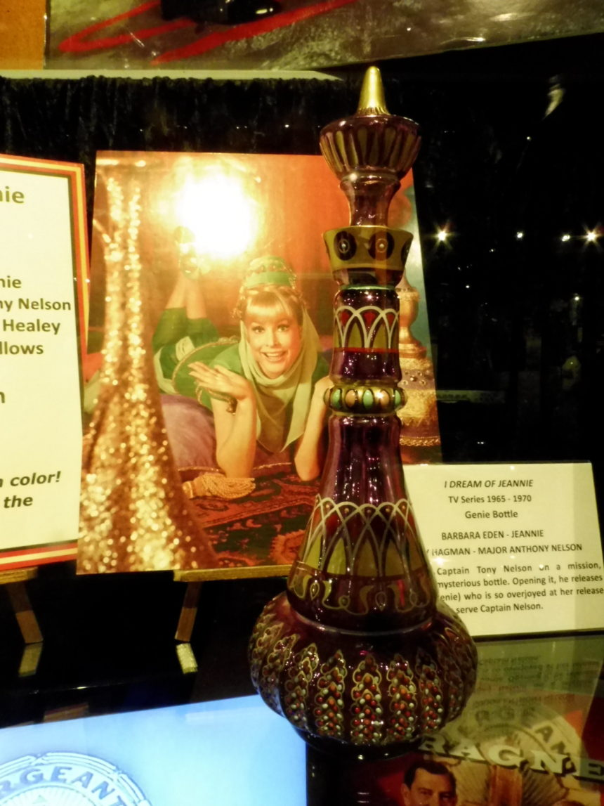 USA Hollywood Museum - I Dream of Jeannie