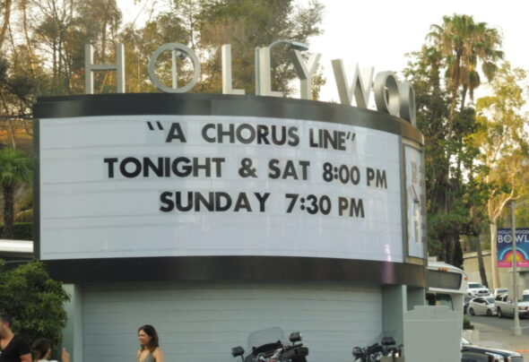 Is 'AChorus Line' still relevant in our cynical age?