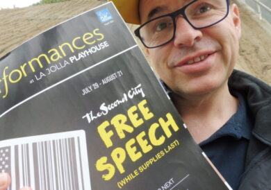 A tale of a Second City – Free Speech (While Supplies Last)
