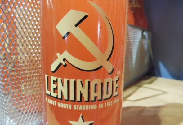 'Leninade' at the International Spy Museum