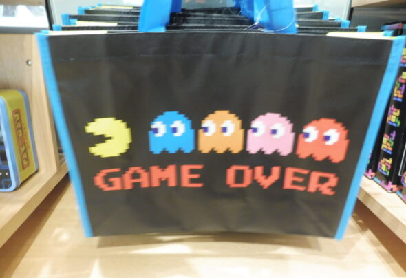 Pacman at the Portrait Gallery