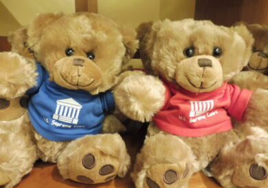 The Supreme Court that sells teddy bears