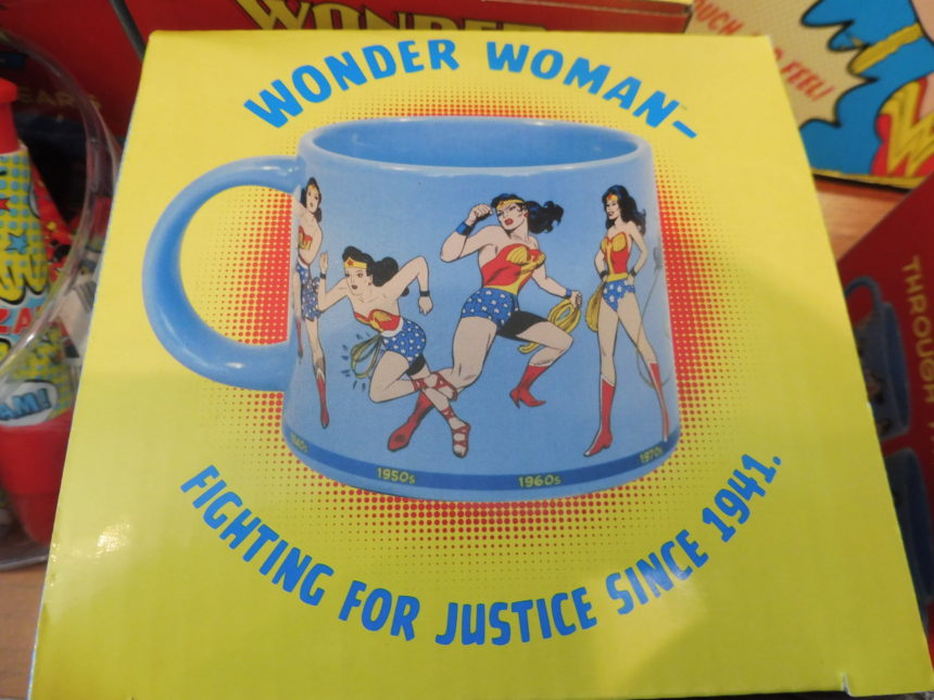 USA DC Library of Congress gift shop - Wonder Woman 5