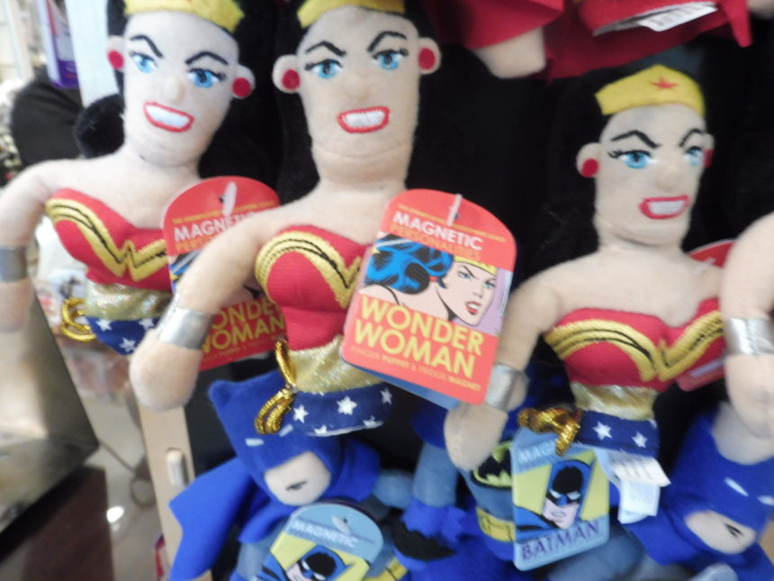 USA DC Library of Congress gift shop - Wonder Woman 9