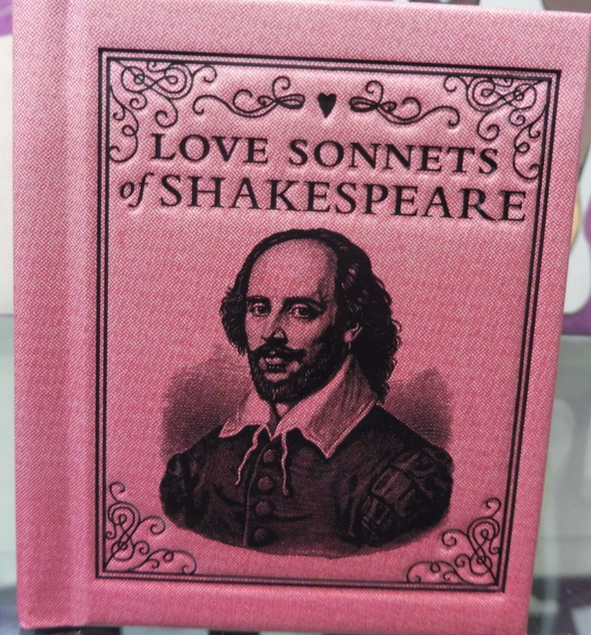 USA DC Kennedy Center gift shops - Shakespeare 13