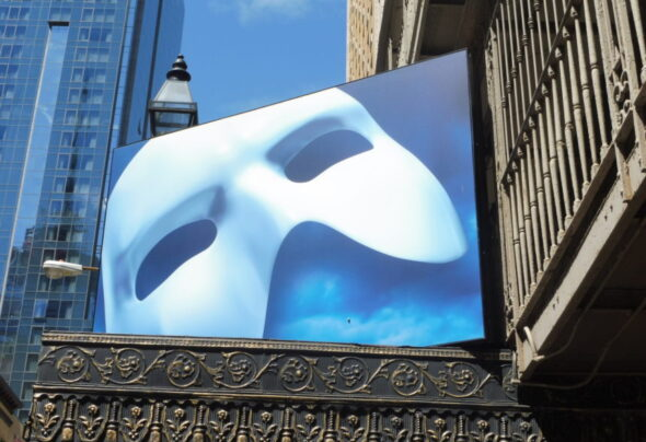Two near misses at seeing 'The Phantom of the Opera'