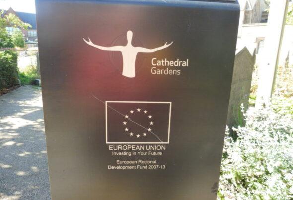 The European Union: Investing in Britain's future…