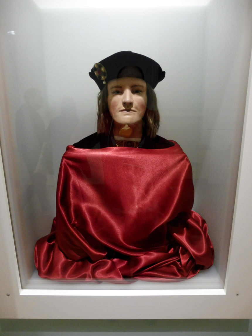 England Richard III Leicester reconstruction