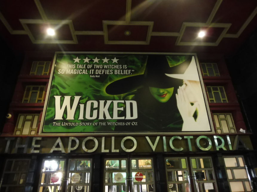 England London Wicked 2