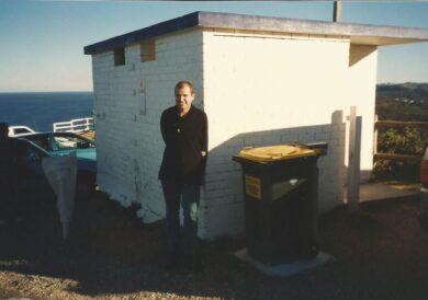 The most easterly toilets in Australia