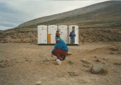 The highest toilets in Australia