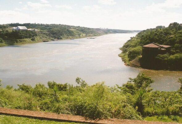 Paraguay near paradise
