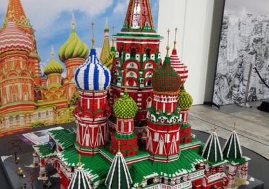 The closest I may get to Russia …