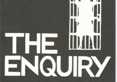 Nine reasons 'The Enquiry' will never be a school play again