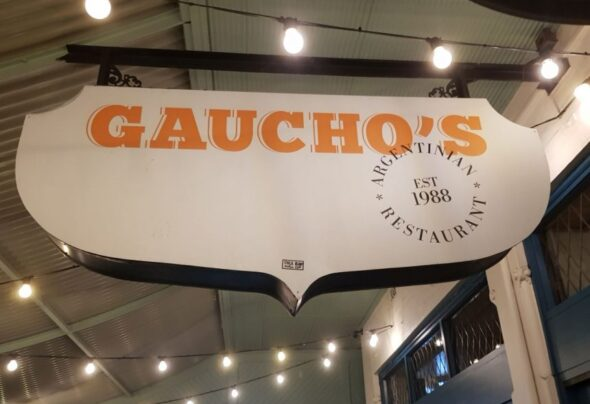 Argentine authenticity is absolutely average… but Gaucho's is AAA+