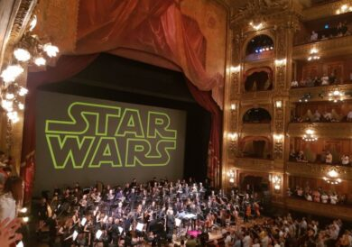 Star Wars at the Teatro Colon