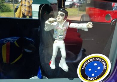 Elvis is everywhere